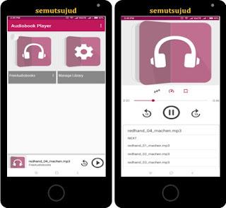 aplikasi audiobook player gratis android 5 Aplikasi audiobook player gratis terbaik untuk Android