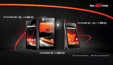 Pilihan Android 4g Lte Murah Smartfren