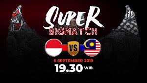 Tiket Online Indonesia vs Malaysia di Kualifikasi Piala Dunia
