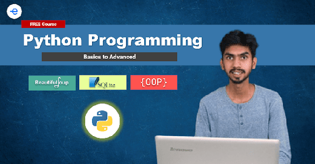 Python for Beginners – Basics to Advanced