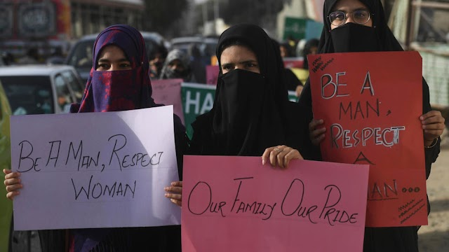 Pakistan's 'biggest feminist' under fire after sexist tirade on live television