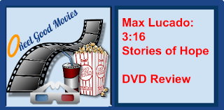 image Max Lucado DVD Review: 3:16 Stories of Hope Reel Good Movies Popcorn 3D Glasses Pop