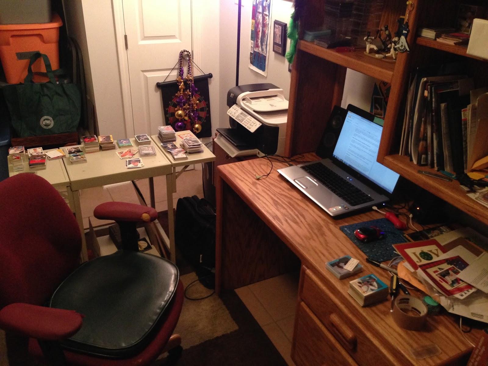 Building A New Card Room Macro Organization Post