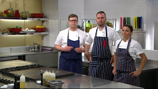 Great British Menu 2017 Central Fish ep.32