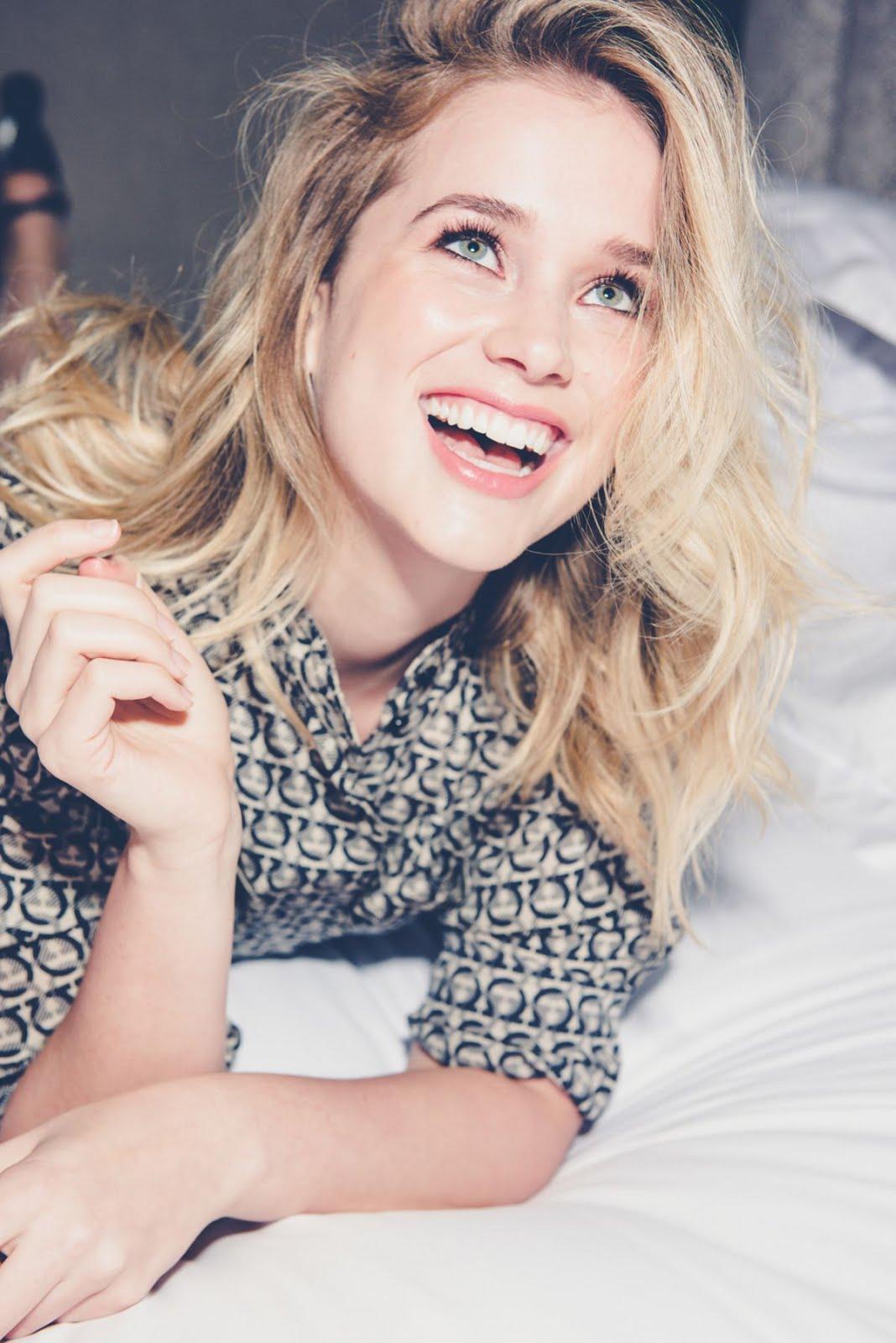 Elizabeth Lail Photoshoot For Coveteur Ferragamo February 2019 By