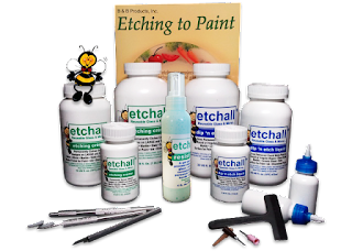 etchall etching supplies