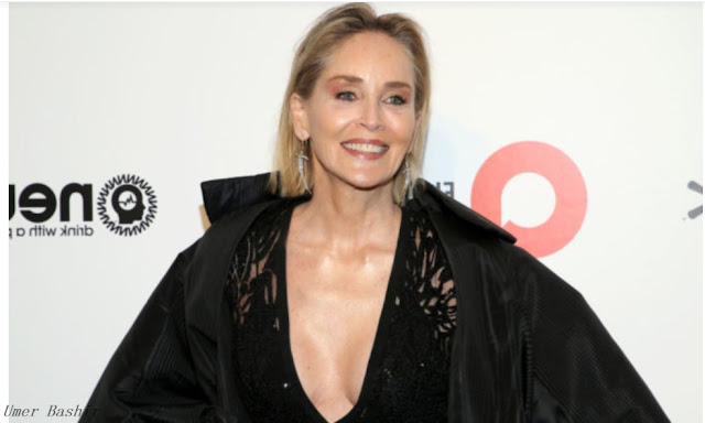 Sharon Stone says she could benefit from intimacy coordinators as a young actor