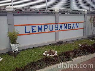Stasiun Lempuyangan, Yogyakarta