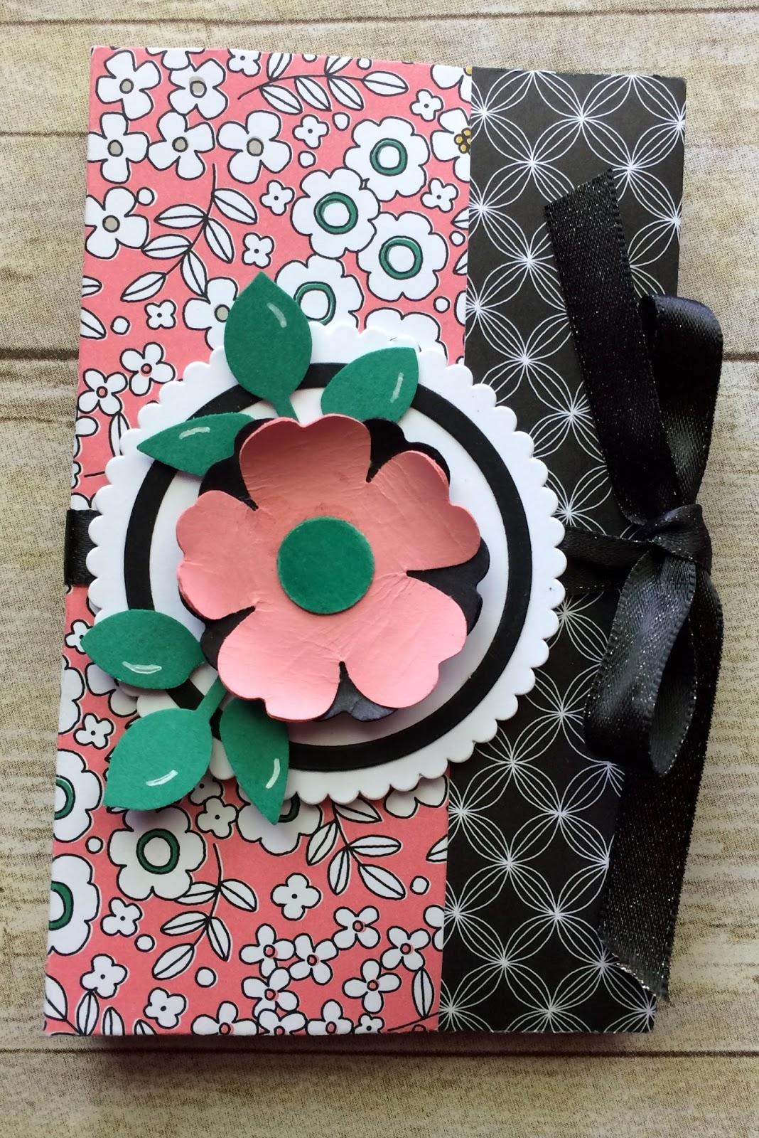 Kards By Kadie Narrow Note Card Portfolio