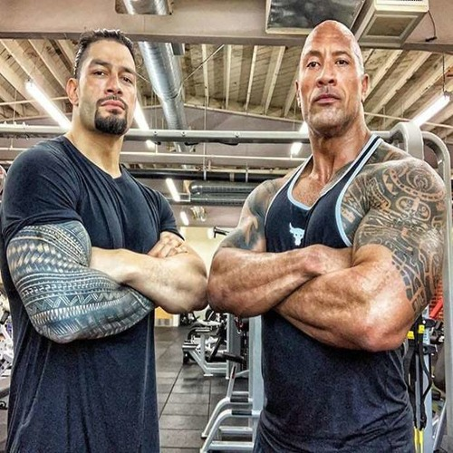 WOW The Rock confirms he's open to returning for a dream match with Roman Reigns