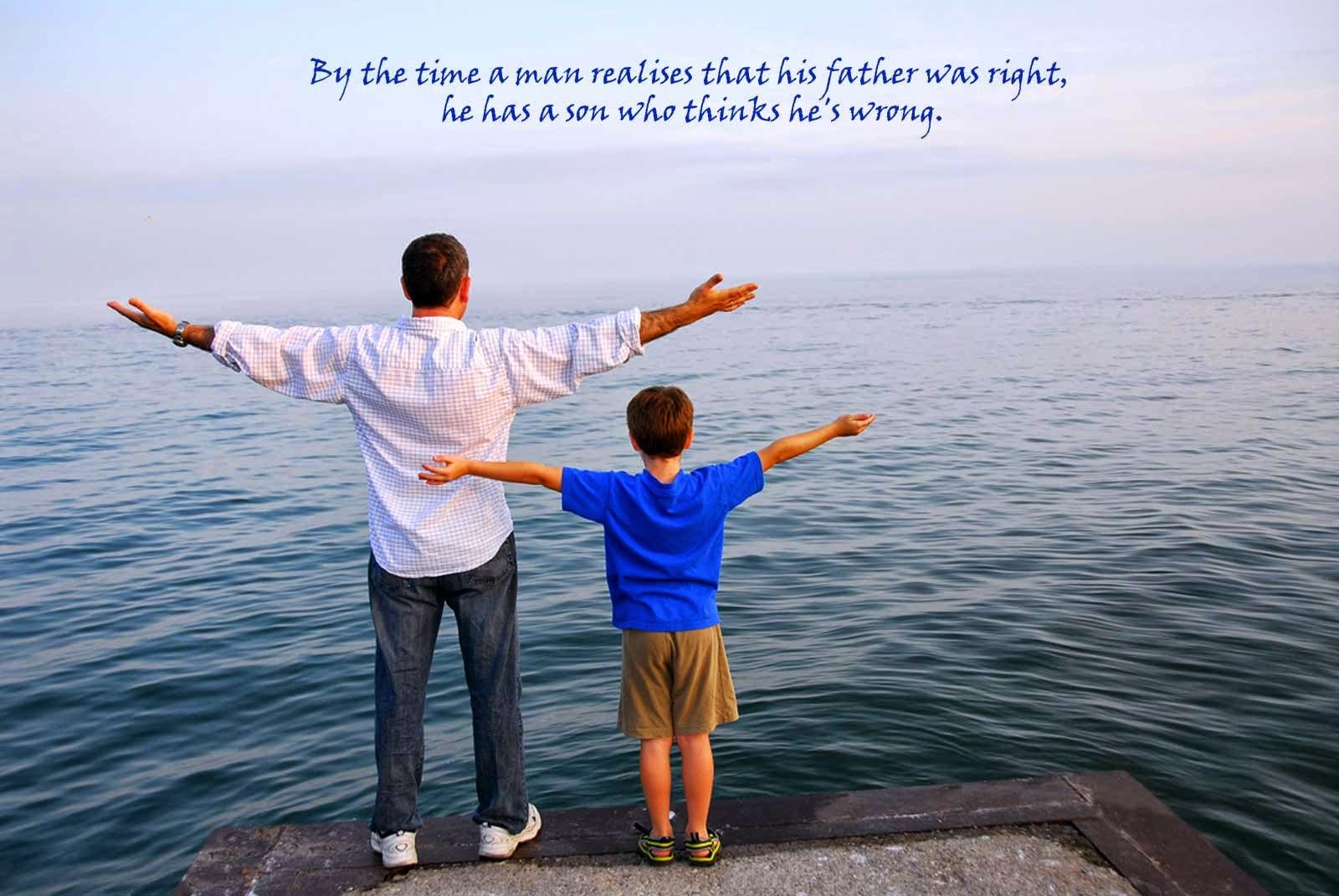 Good Father Quotes Being A Good Father Quotes 20 Father S Day