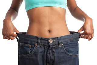 Loss of weight can also happen to a clinically depressed person