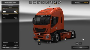 Iveco Hi Way Reworked