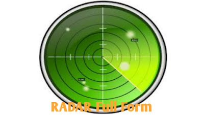 What is the full form of radar and sonar In Hindi क्या होता है।