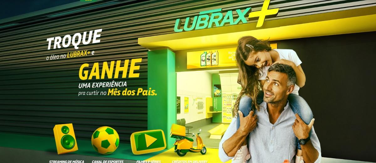 Cadastrar Promoção Lubrax+ 2020 Mês dos Pais Troque e Ganhe Experiência