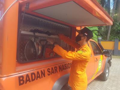 Personil SAR Mataram Siap Siaga Lebaran 2021