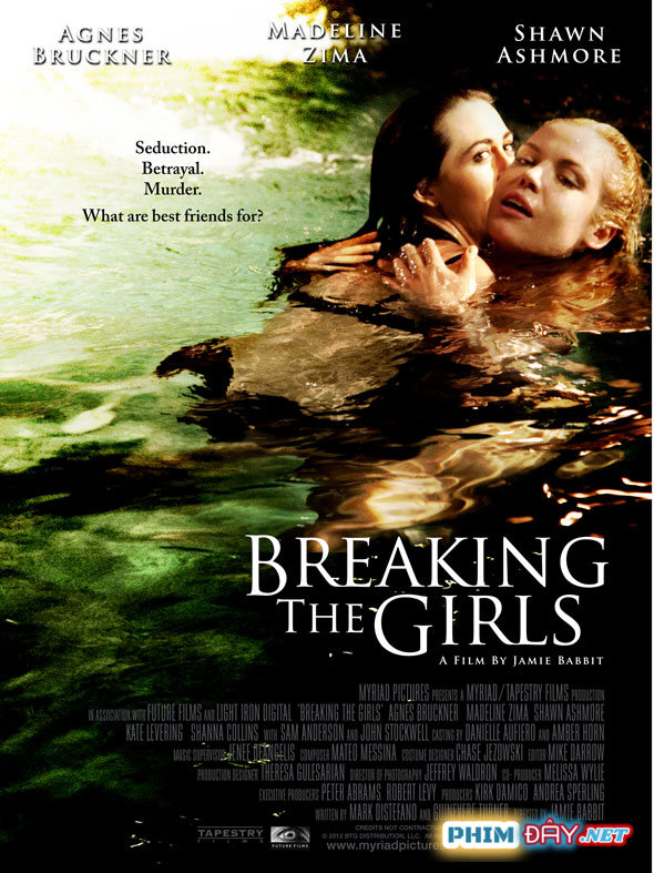 Gái Hư - Breaking the Girls (2013)