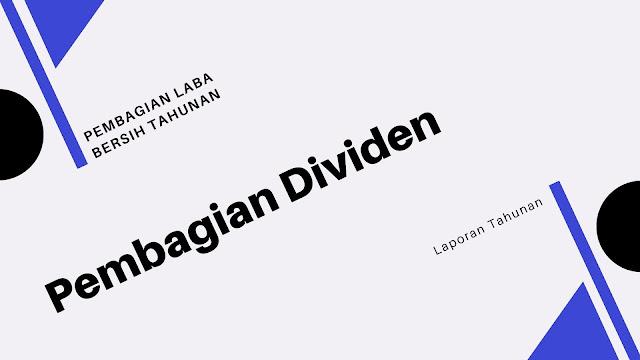 cara pembagian dividen dan cara menghitung dividen