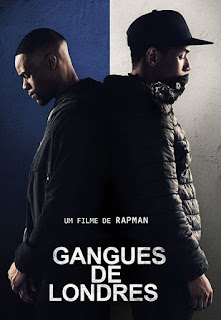 Gangues de Londres - HDRip Dual Áudio