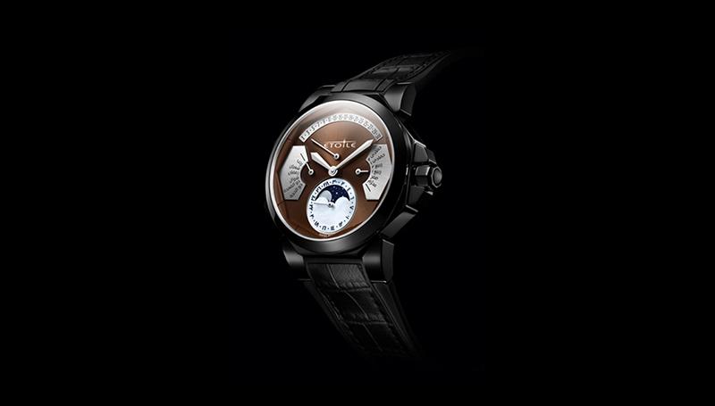 Islamic-Gregorian dual calendar watch available in GCC