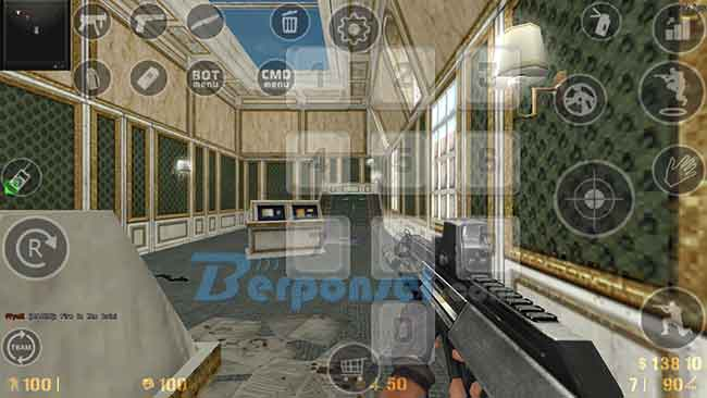 Counter Strike Mod Point Blank (CSPB) v1.6 Apk High Compress