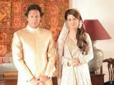 Reham Reham Khan Nayyar is the real trophy in this marriage of Imran and Reham