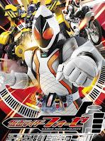 Kamen Rider Fourze Subtitle Indonesia