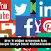 Site Trafiğini Arttırmak İçin Sosyal Medya Nasıl Kullanılmalıdır