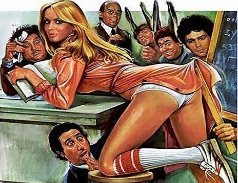 La liceale - La colegiala 1975 ONLINE EN ESPAÑOL-IN ITALIAN
