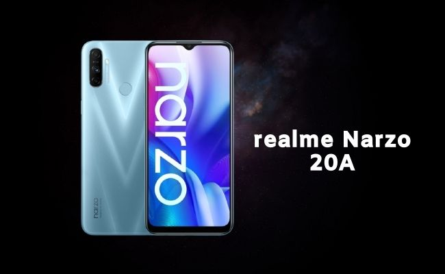 Realme Narzo 20A - Price In India | Full Specification | 2020