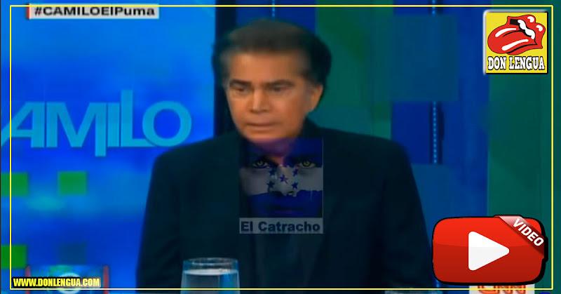 El Puma quiere lanzarse a la presidencia de Venezuela