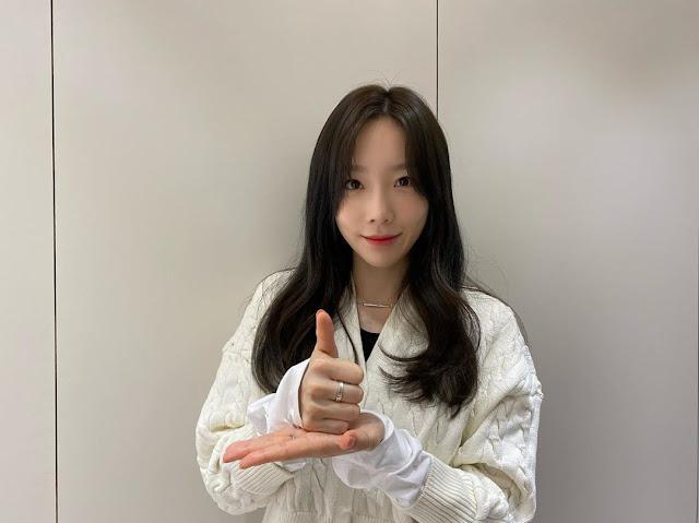 SNSD Taeyeon Thanks to Challenge
