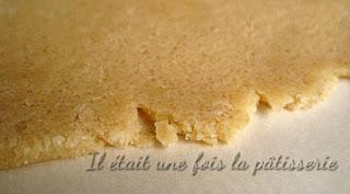 Craquelin pour pâte à choux