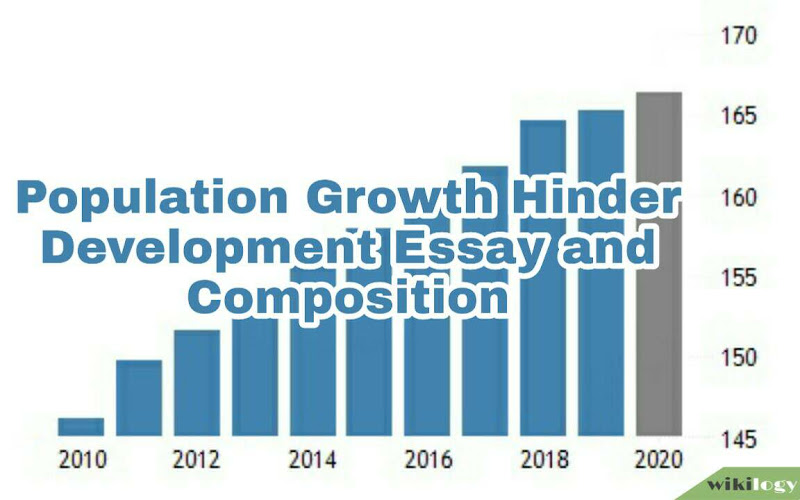 Population Growth Hinder Development Essay and Composition