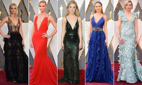 Photos from the 2016 Oscar Awards and the Winners List
