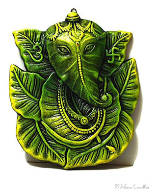 Leaf-Ganesha-Lord