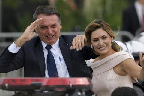 Donald Trump gratulált a brazil elnöknek beiktatási beszédéhez