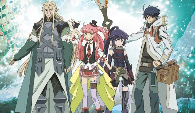 Log Horizon Anime (25/25) (100MB) (HDL) (Sub Español) (Mega)