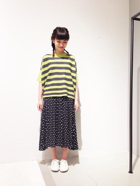 mercibeaucoup,【メルシーボークー】ポワレーヨンスカート◆香川・綾川店
