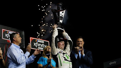 Reddick's Wild Ride Gives JRM Two Straight NXS Championships #NASCAR