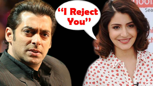 Anushka Sharma Slaps Salman Khan on the set of bollywood movie Sultan.