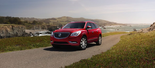 Buick Announced the 2016 Enclave Sport-Touring Edition