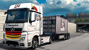 JBK pack ISOPOL Germany for Mercedes MP4
