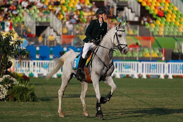 Yane Marques compete no pentatlo moderno na Rio 2016