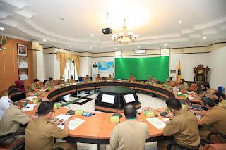 Rapat Koordinasi Terkait Kebijakan Pengelolaan Barang Milik Daerah Kota Tarakan - Tarakan Info
