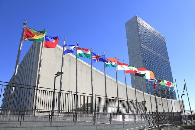 Akanksha Arora filed claim for the post of General Secretary in United Nations