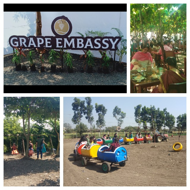 grape embassy misal in nashik
