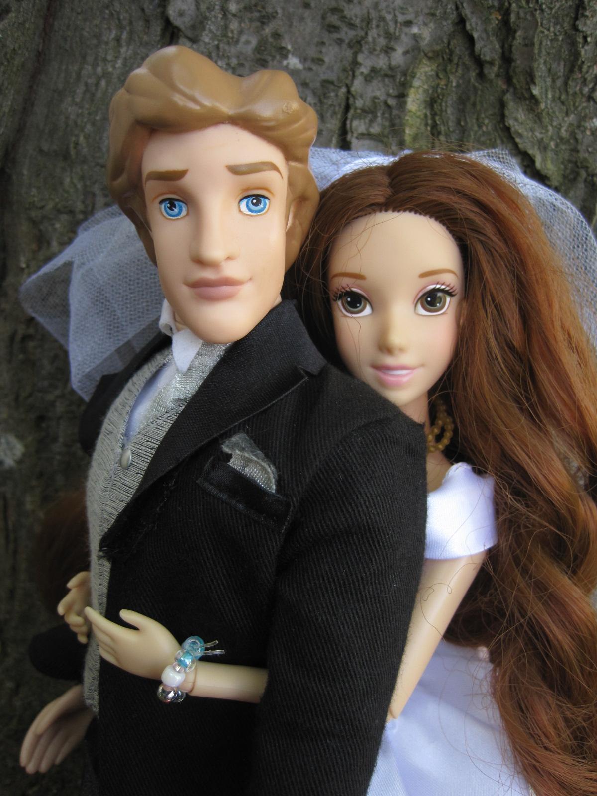 Disney channel dolls couple of my disney dolls