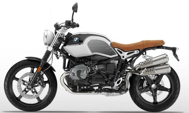 Spesifikasi BMW R Nine T Scrambler