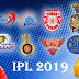 IPL ka final match  ( आईपीएल का आखिरी मैच ) Complete schedule of IPL 2019